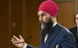 Jagmeet Singh again calls on Liberals to fix paid sick leave to save Canadians' lives
