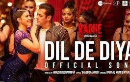 Radhe Song Dil De Diya will be out today with a surprise twist