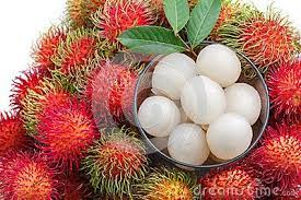 This fruit, which looks like a litchi , is beneficial