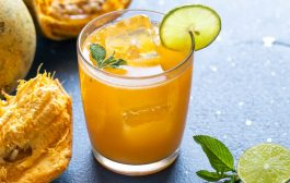 A refreshing drink for summer: Bael Sherbet