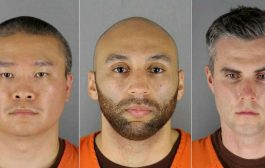 Three former officers charged in George Floyd murder