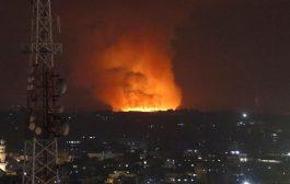 Heavy Israeli airstrikes; Terrified Gazans flee Israeli bombardment in cars and carts