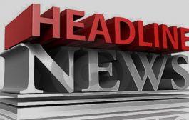 News headlines-21 May 2021