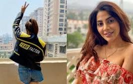 Nikki Tamboli shamed for joining Khatron Ke Khiladi 11 after brother's demise