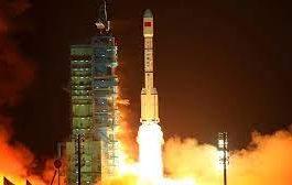 Rocket debris hurtling towards Earth lands in Indian Ocean