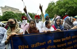 Tragic news! The persecution of Sikhs is not stopping in India