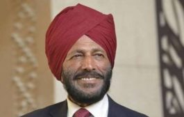 Paying tribute to Milkha Singh, Indian cricket team wear black armbands in WTC Final