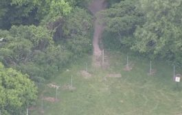 City of Toronto installing 500 metres of fencing in Scarborough Heights Park