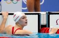 In the medley relay, Penny Oleksiak makes history as Canada takes bronze