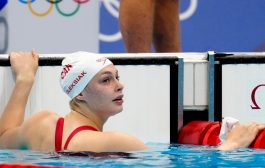 Penny Oleksiak won 200-metre freestyle and became Canada's most decorated summer Olympian