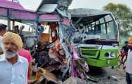 3 Congress workers, killed in bus accident going to Sidhu's elevation event