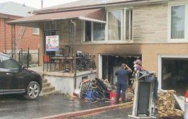 Fire at Mississauga home; Seven people in hospital