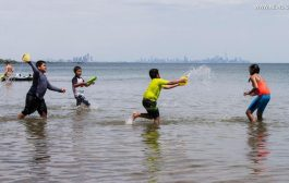 Environment Canada issued Heat warning for Greater Toronto Area