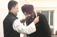Navjot Sidhu gets reputed post in Punjab Congress: HARISH RAWAT