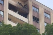 One dead after Fire in Parkdale apartment complex
