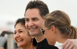 After nearly 3 years in prison in China, Michael Kovrig and Michael Spavor arrived in Canada