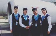 Ariana cabin crew's