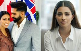 Parmish Verma shares feelings for his fiance , who lost the Canada elections, in a special post