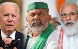Breaking News: Rakesh Tikait tweets to US President Biden and makes special appeal against PM Modi