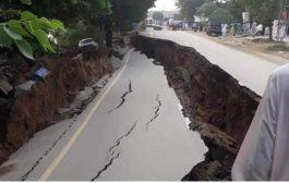 20 killed in Pakistan earthquake